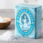 Flaky Sea Salt in a Tin Box (125gr) from Norðursalt - Idontspeakicelandic