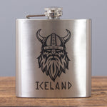 Viking Iceland - Hip Flask