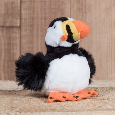 Small Puffin - Plush Doll - Idontspeakicelandic