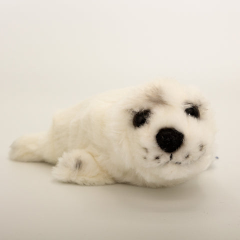 Baby Seal - Medium - White - Plush Toys