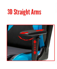 3D Straight Arms
