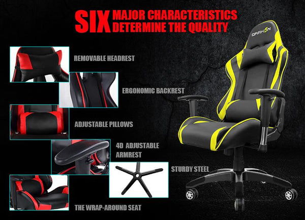 Raidmax Drakon Gaming Chair Free Fast Shipping Today