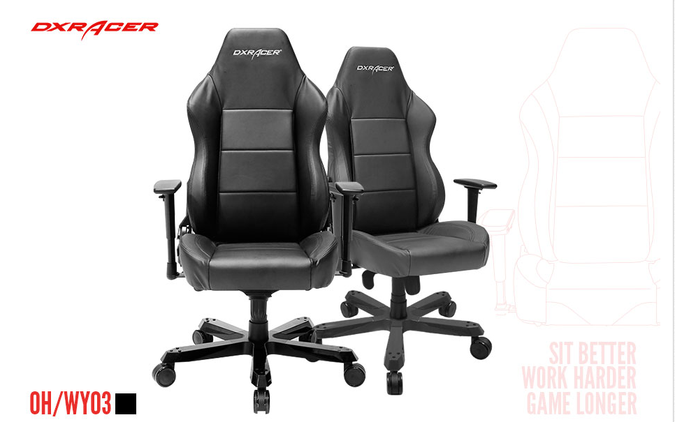 DXRACER OH/WY03/N Gaming Chair