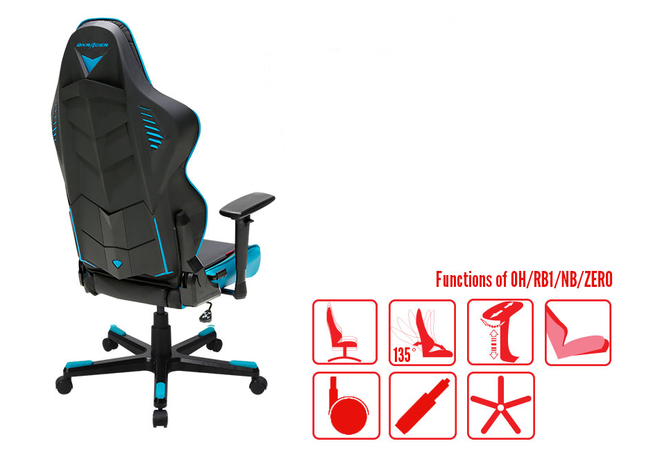 DXRACER OH/RB1/NB Gaming Chair