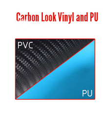 Carbon Vinyl and PU