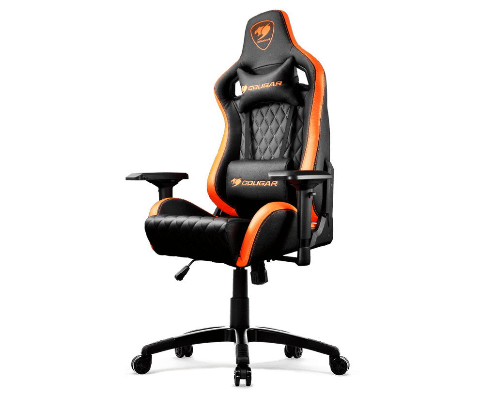 Brilliant Cougar Armor S Gaming Chair Available Now With Free Shipping Machost Co Dining Chair Design Ideas Machostcouk