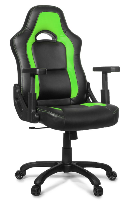 Arozzi Mugello Green Gaming Chair