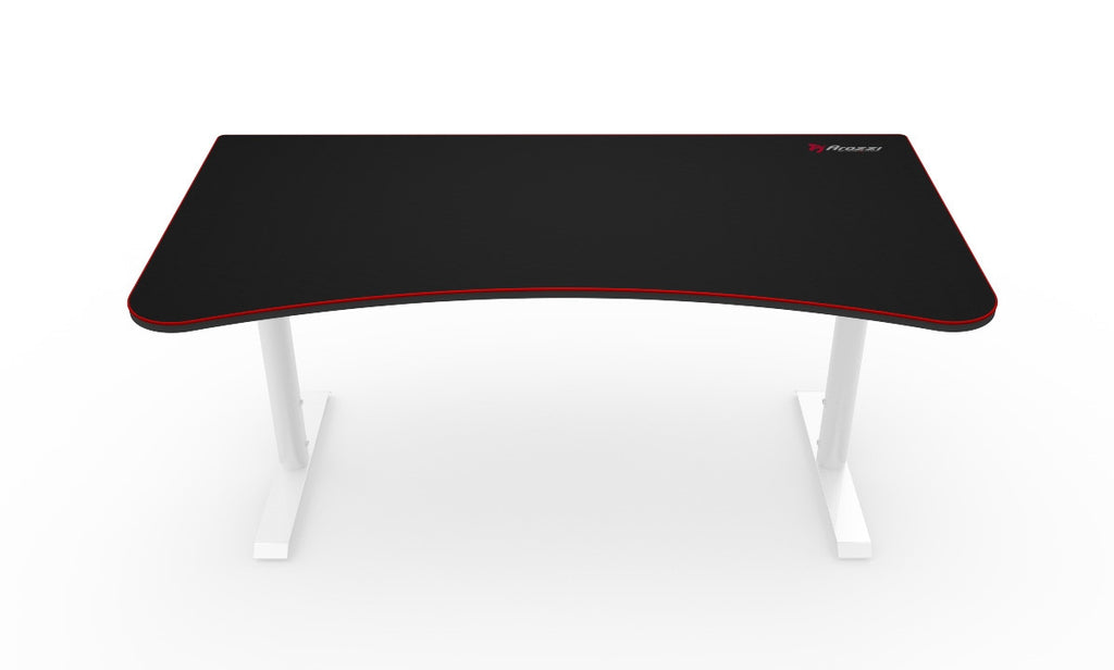 Arozzi Arena White Gaming Desk