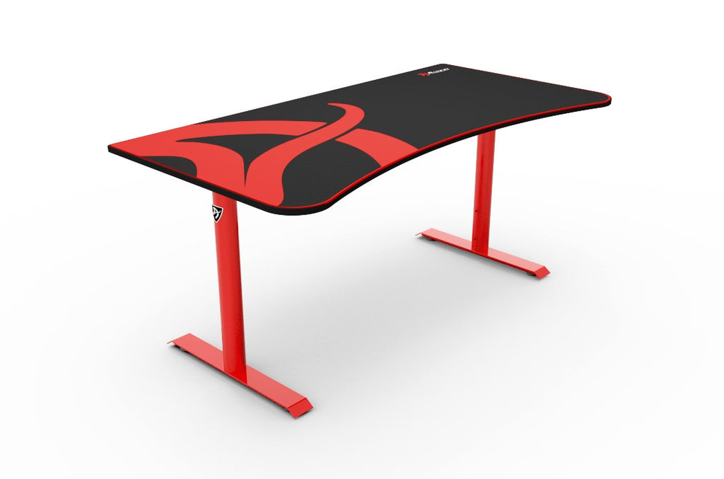Arozzi Arena Red Gaming Desk