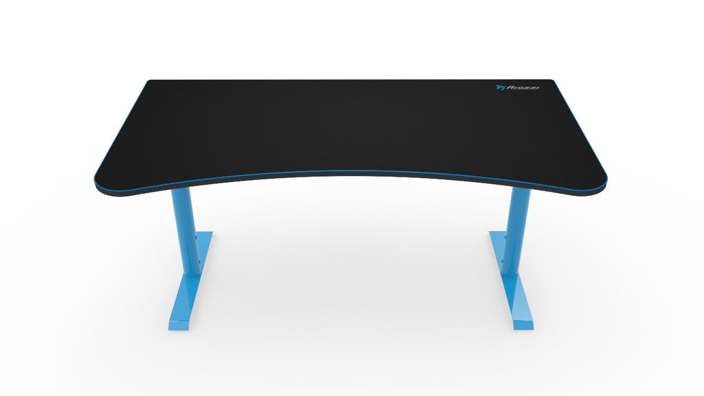 Arozzi Arena Blue Gaming Desk