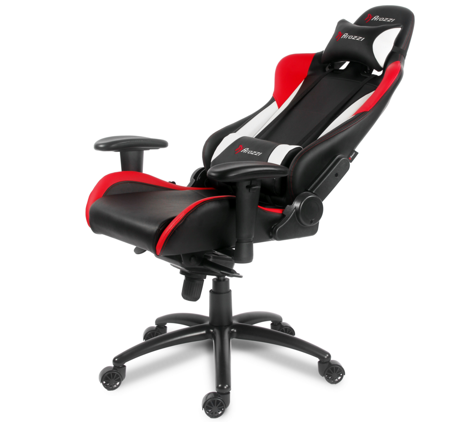 Arozzi Verona Pro Red Gaming Chair