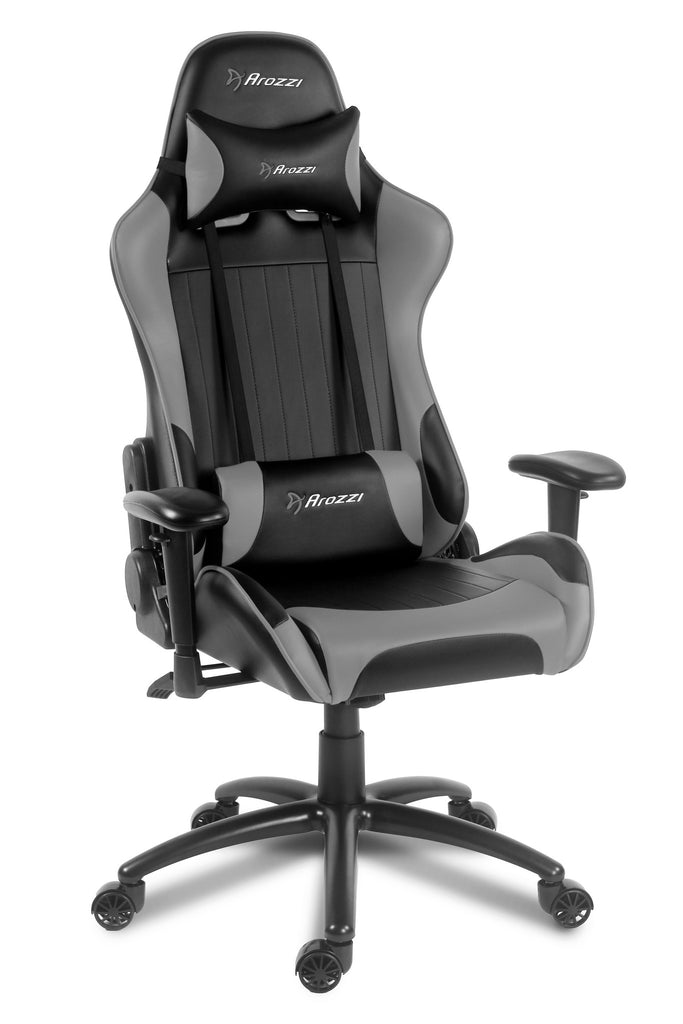 Arozzi Verona Grey Gaming Chair