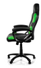 Image of Arozzi Enzo Green Gaming Chair