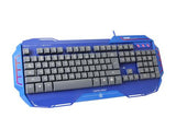 Captain America Alu-Metal Gaming Keyboard