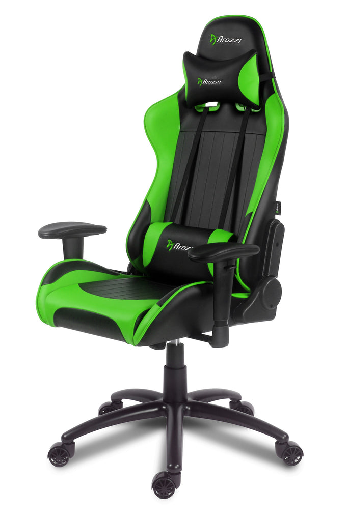 Surprising Buy Now Arozzi Verona V2 Green Gaming Chair Free Shipping Today Machost Co Dining Chair Design Ideas Machostcouk