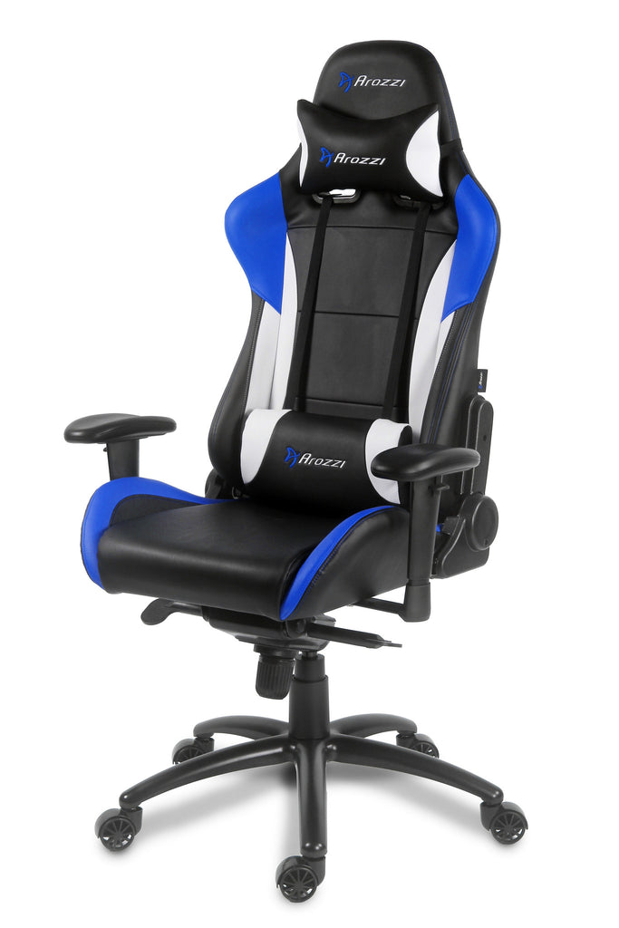 Arozzi Verona Pro Blue Gaming Chair