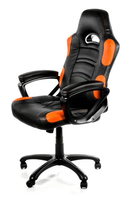 Arozzi Enzo Orange Gaming Chair