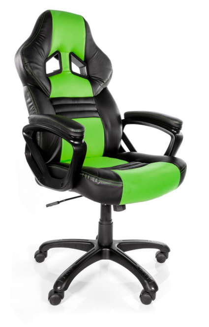 Arozzi Monza Green Gaming Chair