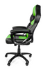 Image of Arozzi Monza Green Gaming Chair