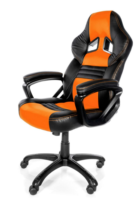 Arozzi Monza Orange Gaming Chair