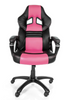 Image of Arozzi Monza Pink Gaming Chair