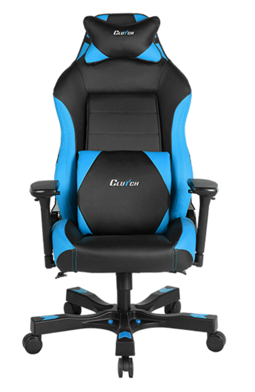 Clutch Shift Series Bravo Gaming Chair