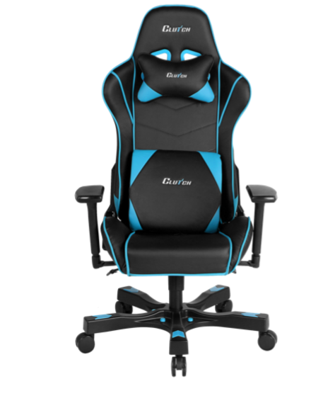 Clutch Crank Series Delta Gaming Chair ...  sc 1 st  Ch& Chairs & Clutch Crank Series Delta Gaming Chair | Champs Chairs