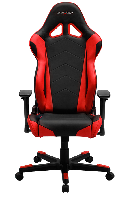 Astonishing Dxracer Racing Series Oh Re0 Nr Red Gaming Chair Dailytribune Chair Design For Home Dailytribuneorg