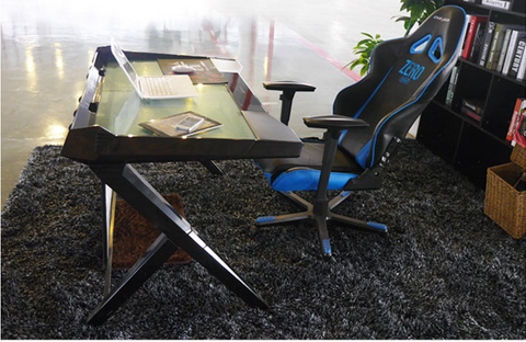 Dxracer Gd 1000 N Gaming Desk Champs Chairs