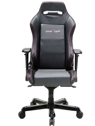 DXRacer Iron Series OH/IB88/N Black Gaming Chair