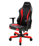 DXRacer OH/WY0/NR Wide Series Red Gaming Chair