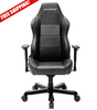 Image of DXRacer Wide Series OH/WX03/N Black Gaming Chair