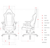 Image of DXRACER Racing Series OH/RE0/NE Gaming Chair