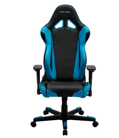 DXRACER Racing Series OH/RE0/NB Blue Gaming Chair
