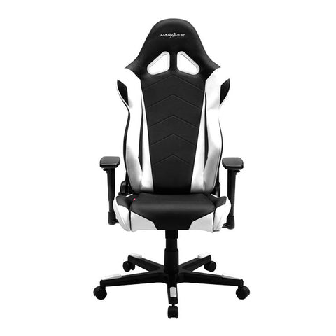 DXRACER Racing Series OH/RE0/NW White Gaming Chair