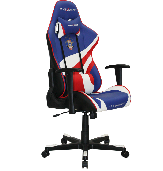 DXRACER USA Edition OH/FH186/IWR/USA3 Gaming Chair