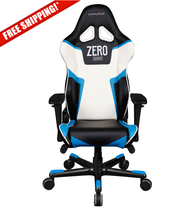 Awe Inspiring Dxracer Racing Series Oh Rv118 Nbw Zero Gaming Chair Pdpeps Interior Chair Design Pdpepsorg