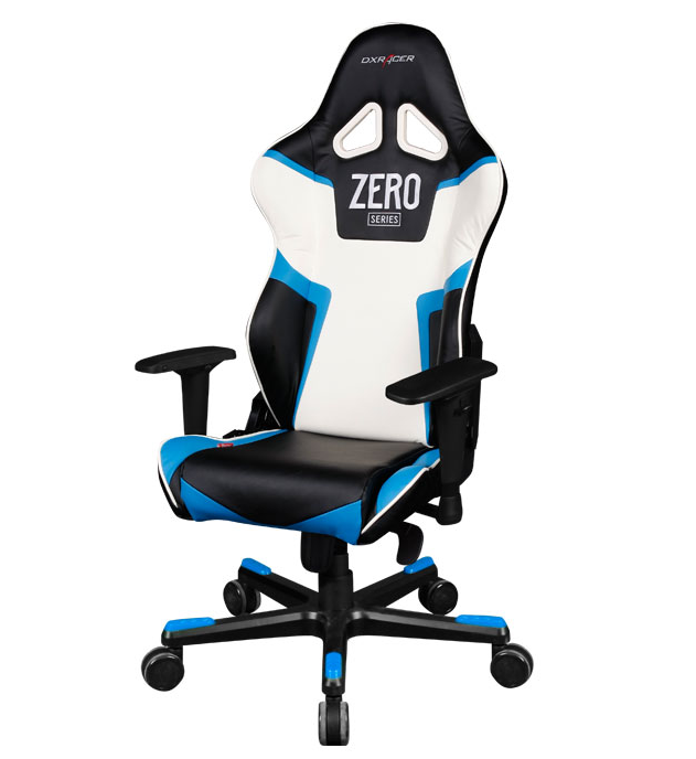 Cool Dxracer Racing Series Oh Rv118 Nbw Zero Gaming Chair Pdpeps Interior Chair Design Pdpepsorg