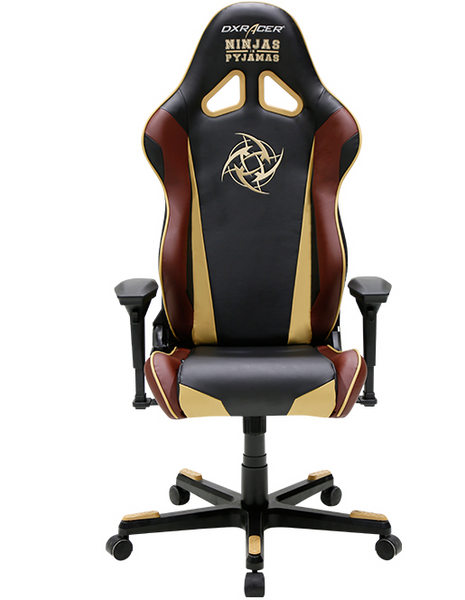 Dxracer Ninjas In Pyjamas Gaming Chair Champs Chairs