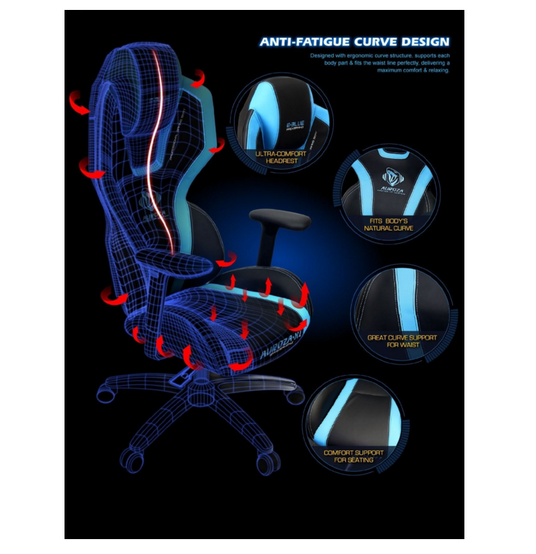 E-Blue Auroza Gaming Chair