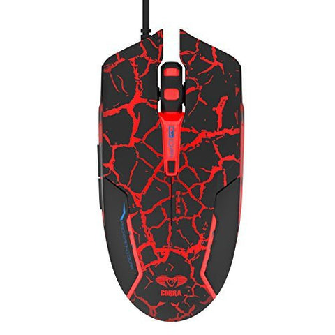 E-BLUE Cobra Thunder Gaming Mouse