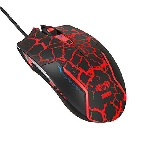 E-Blue USA Cobra Gaming Mouse