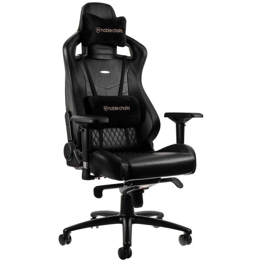 Superieur Noblechairs EPIC Series Real Leather   FREE Shipping U0026 No Tax | Champs  Chairs