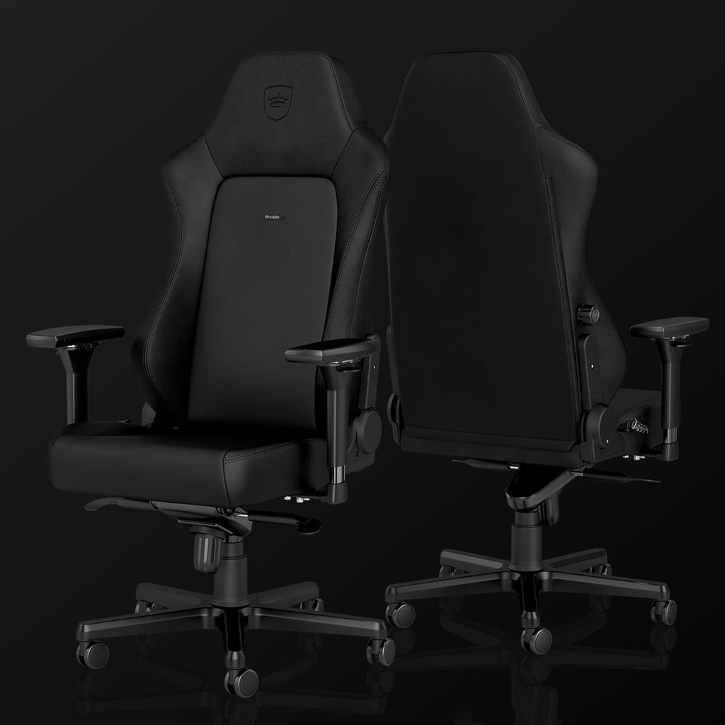 Noblechairs Hero Black Edition VINYL/ PU Leather Gaming Chair