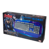 Image of Captain America Alu-Metal Gaming Keyboard