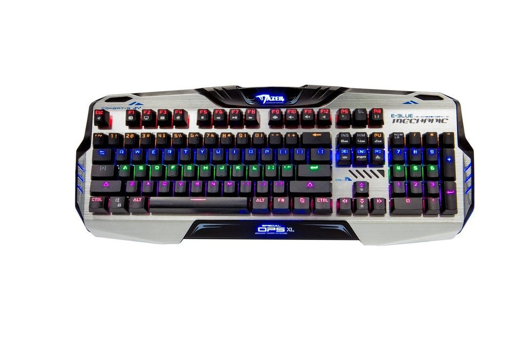 E-Blue Mazer Ops XL- Backlit Mechanical Gaming Keyboard