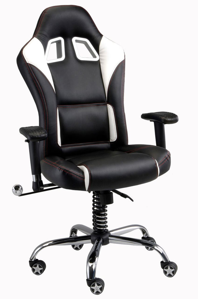 Pitstop SE Series Office Chair - Black