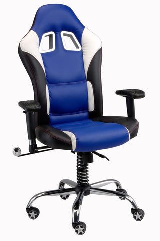 Pitstop SE Series Office Chair - Blue