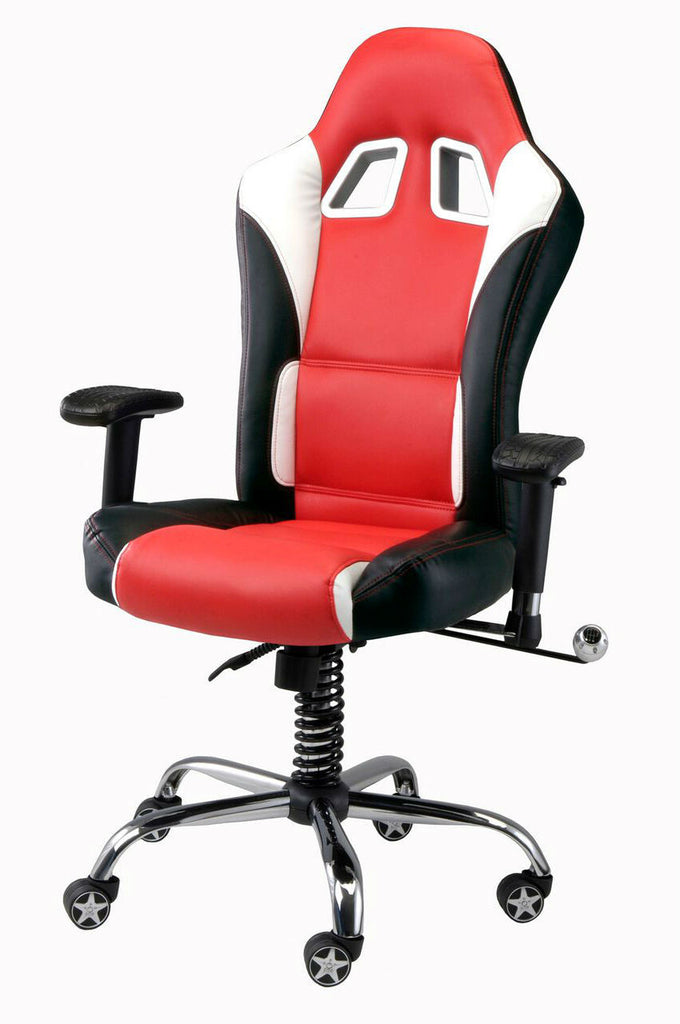 Pitstop Se Series Office Chair Red Champs Chairs
