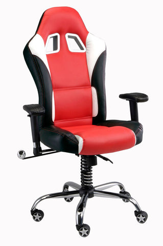 Pitstop SE Series Office Chair - Red